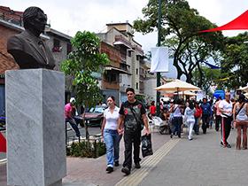 Alcaldía de Caracas y Gobierno del Distrito Capital llevaron el Plan de Mantenimiento a este lugar