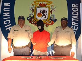 Policaracas capturó a un adolescente con arma de fuego en Catia