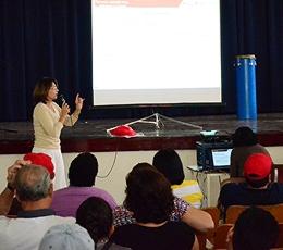 423 promotores de la Alcaldía de Caracas trabajarán desde hoy con las comunas priorizadas para determinar sus problemas sociales.