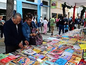 La Feria del Libro estará activa desde el 12 hasta el 22 de junio