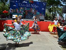Más de 3000 mil niñas y niños colmaron de alegría los espacios recuperados del parque Ezequiel Zamora, El Calvario
