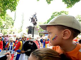 En honor al Comandante Eterno Hugo Chávez.