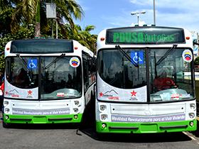 Unidades que serán incorporadas a tres líneas que prestan servicio en el Junquito, Plaza Venezuela, San Martín, Magallanes de Catia y el Paraíso