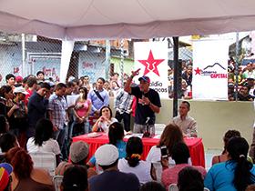 Con una inversión de 70 millones de bolívares para el beneficiar a más de seis mil 200 habitantes.