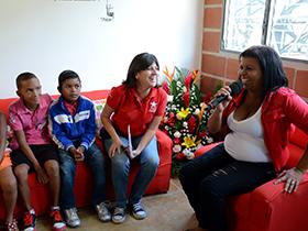 Nuevas familias formaran parte del urbanismo denominado Proyecto Integral de Viviendas Antímano