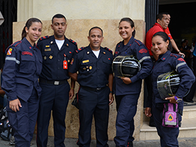 Encargados de resguardar la vida de cada venezolana y venezolano