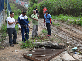 En cinco parroquias de Caracas