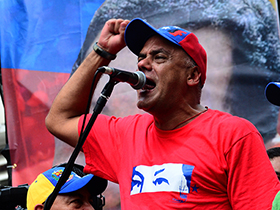 la marcha celebrada en Caracas es una gran expresión de vida
