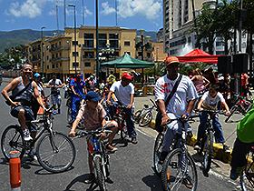 Se suma otro circuito del Plan Caracas Rueda Libre para la sana recreación y diversión