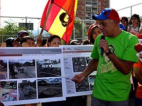 """Jorge Rodríguez: """"Muchos de los servicios que antes eran privatizados, ahora son del pueblo de San Juan"""""""