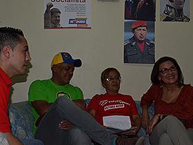 El Alcalde de Caracas hizo el casa por casa, en la parroquia San Juan