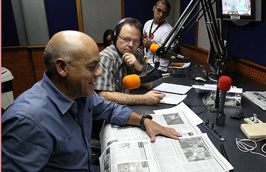 """Jorge Rodríguez habló en el programa """"A Tiempo"""" de Unión Radio Noticias"""