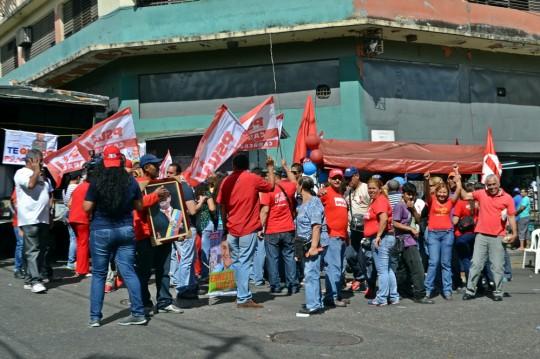 Las UBCH de Altagracia realizaron simulacro electoral