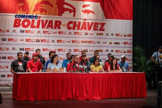 Comando de Campaña Bolívar Chávez