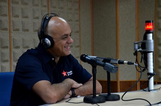 Jorge Rodríguez. Foto de Archivo