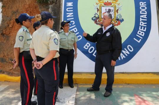 """Rafael León: """"mi misión es darle seguridad y confianza a la ciudadanía"""""""