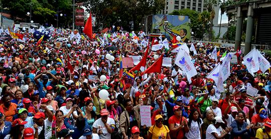 Marcha de Muejeres por la Paz 5
