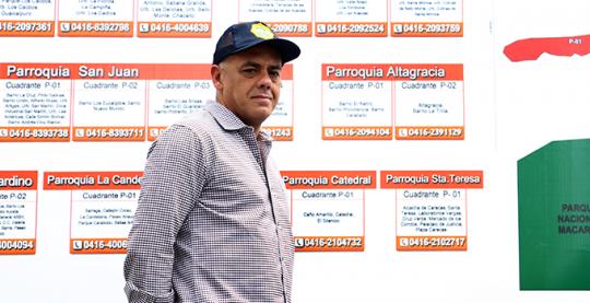 Patrullaje Inteligente en Caracas