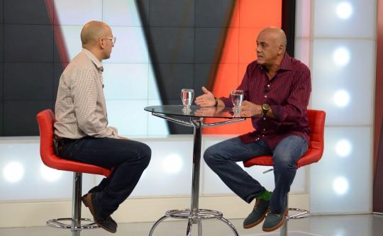 Alcalde de Caracas continúa reiterando el llamado a la Paz