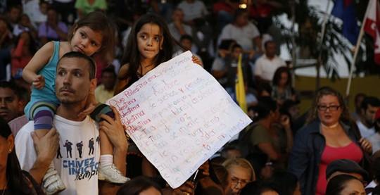 Acto de Palestina en la Plaza Bolivar (24)