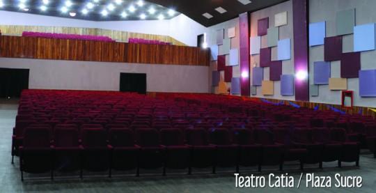 teatro catia