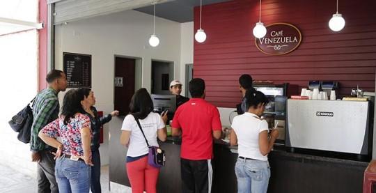 cafe venezuela el calvario HOME
