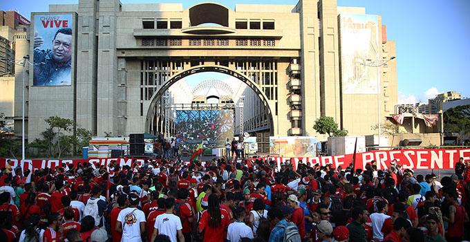 JUEGO CARACAS VS CARABOBO 10