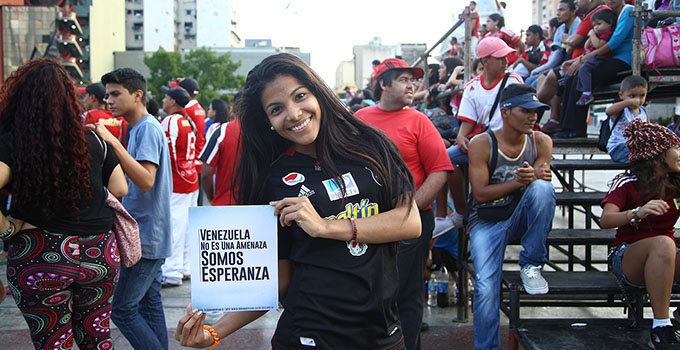 JUEGO CARACAS VS CARABOBO 15