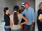 97 familias recibieron sus apartamentos en Maripérez. 7 de diciembre de 2013