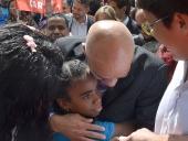 Acto de Juramentación e Imposición de Banda al alcalde Jorge Rodríguez