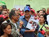 Alcalde de Caracas entregó espacios recuperados en Sucre. 19 de noviembre de 2013