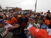 Asamblea con las UBCH en El Junquito. 30 de noviembre de 2013
