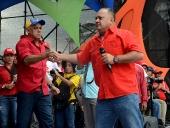 Cierre de Campaña Jorge Rodríguez. 5 de diciembre de 2013