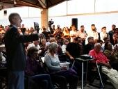 Conferencia de Sir Richard Rogers en el MUSARQ. 17 de enero de 2014