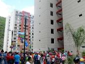 En Macarao se entregaron 234 apartamentos. 30 de noviembre de 2013