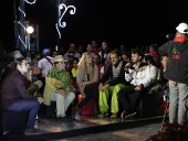 Encuentro de Jorge rodríguez y cultores populares. 2 de diciembre de 2013