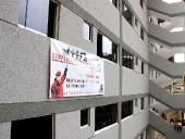 Entrega de viviendas en el Nuevo Barrio Longaray. 28 de noviembre de 2013