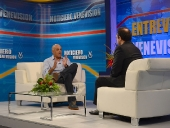 Entrevista a Jorge Rodríguez en el Noticiero de Venevisión. 10 de diciembre de 2013