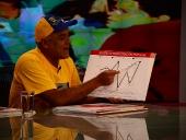 Entrevista a Jorge Rodríguez en programa Contragolpe de VTV. 10 de diciembre de 2013
