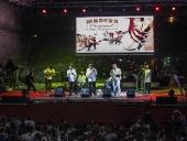 Gente de Paz puso bailar a caraqueñas y caraqueños en la Diego Ibarra. 23 de noviembre de 2013
