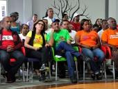 Inauguración del Centro para el Encuentro Popular La Ceiba. 26 de noviembre de 2013