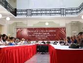 Instalación de la Mesa de Gobierno de Distrito Capital. 28 de enero de 2014