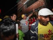 Jorge Rodríguez impulsa la Gran Misión Barrio Nuevo, Barrio Tricolor en La Vega. 18 de noviembre de 2013