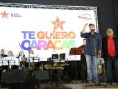 Jorge Rodríguez inauguró el Teatro Alameda. 19 de diciembre de 2013