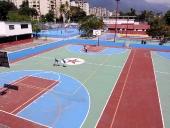 Jorge Rodríguez inauguró el Ymca de San Martin. 17 de noviembre de 2013