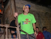 Jorge Rodríguez recorrió Macarao. 21 de noviembre de 2013