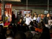 Jorge Rodríguez se reunió con UBCH de la Parroquia San Juan. 28 de enero de 2014