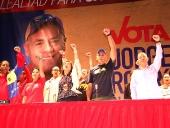 Jorge Rodríguez y Ernesto Villegas se reúnen con Misiones Bolivarianas. 2 de diciembre de 2013