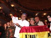Juramentación de Jorge Rodríguez como alcalde de Caracas. 12 de diciembre de 2013