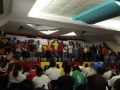 Juventud del PSUV se reunió con el Alcalde de Caracas. 3 de diciembre de 2013